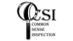 Common Sense Inspection