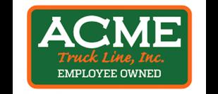 Acme Truck Line, Inc - Evansville, WY